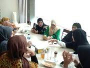 Rapat pembentukan Pengajian Muslimah Sumatera Utara (PMS) di Medan, Rabu (11/7/2018). (Foto/Ist)