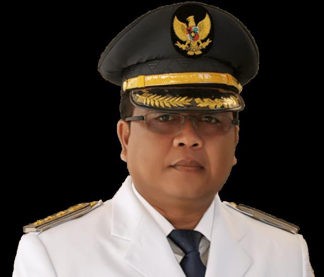 Bupati Aceh Barat H.Ramli MS, segera melaporkan ke Presiden Jokowi, terkait kasus dugaan sabotase pendopo oleh pengedar ganja. (Foto/Ist)