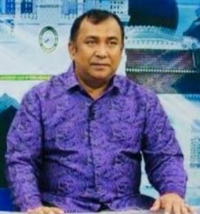 Direktur Eksekutif Jaringan Demokrasi Indonesia Provinsi Aceh, Ridwan Hadi, SH