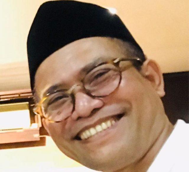 Koordinator Nasional TPJ, H. Nazaruddin Ibrahim. (Foto/Ist)