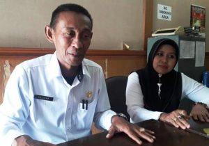 Kepala Dinas Pertanian dan Peternakan Aceh Selatan, Yulizal, SP, MM. (Foto/Faisal)