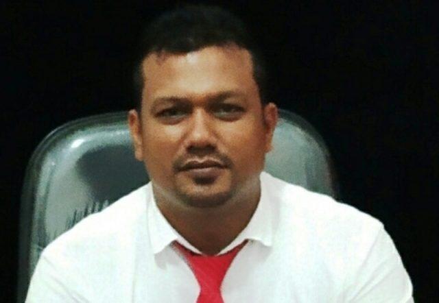 Imran, SE, Ketua Panitia Pengawas Pemilihan (Panwaslih) Kabupaten Aceh Tamiang. (Foto/Ist)