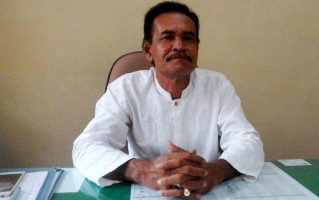 Kepala Dinas Perdagangan, Perindustrian, Koperasi dan UKM Aceh Selatan, Mualimin, SE. (Foto/Faisal)