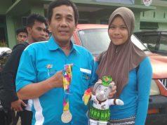 Mayfendri, Ketua Pencab POSSI Aceh Selatan (Foto/IST)