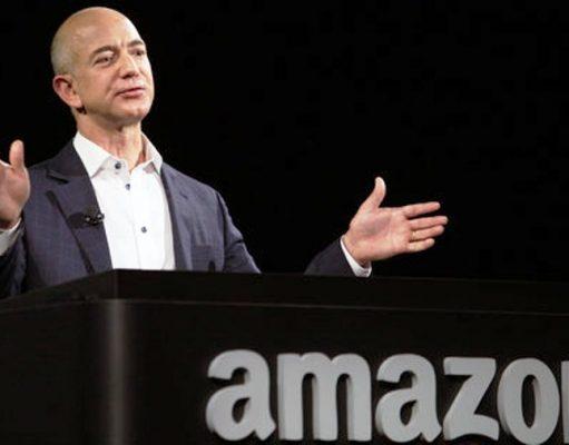 Jeff Bezos, begitu orang menyebut namanya, adalah pendiri, chaiman, CEO, presiden sekaligus pemilik saham mayoritas perusahaan teknologi terbesar di dunia, Amazon.com. (Foto/Ist)