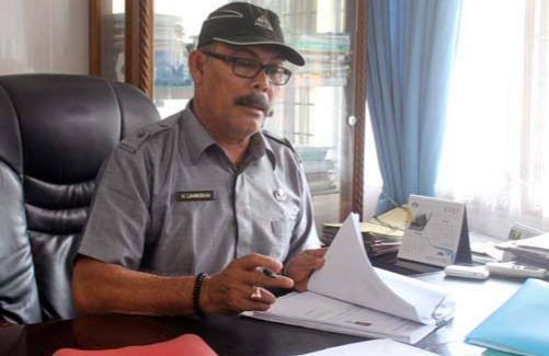 Kepala Disdukcapil Aceh Selatan, H.Lahmuddin, S.Sos. (Foto/Faisal)