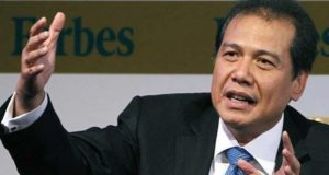 Bos CT Corporation, Chairul Tanjung. (Foto/Ist)