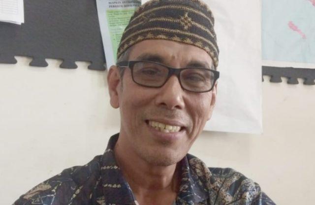 Kepala BPBD Pidie Ir Dewan Ansari. (Foto/Muhammad Riza)