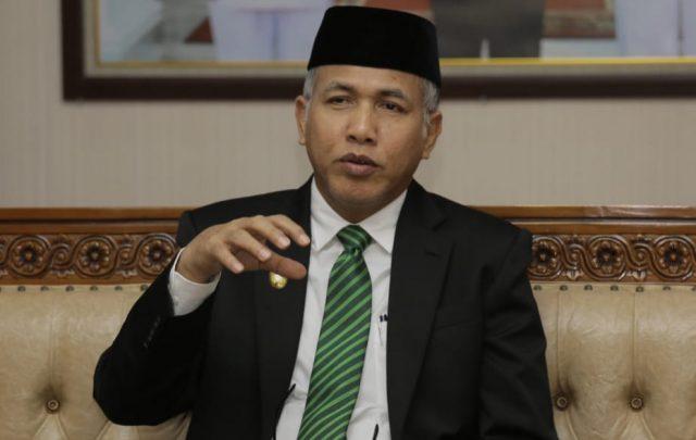 Plt Gubernur Aceh, Ir.Nova Iriansyah