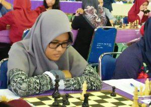 Klarisa Sabila, pecatur putri Aceh. (Foto/Ist)